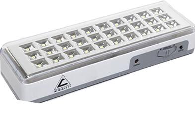 Luminária de Emergência 30LEDs Metalcasty