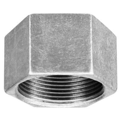 Tampão Fêmea (Cap) - Metalcasty