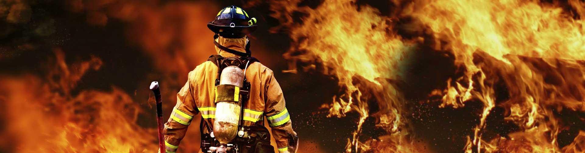 Linha de combate a incêndio Metalcasty
